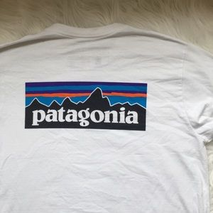 Patagonia Mens Basic Long Sleeve✨